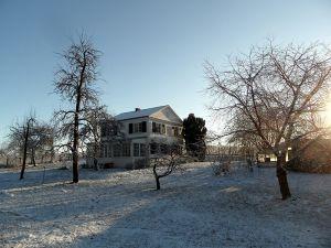 Seehaus-im-Winter